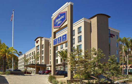 Außenansicht Hampton Inn San Diego-Mission Valley