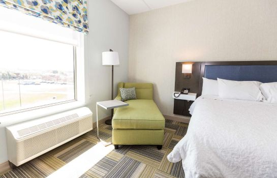 Kamers Hampton Inn - Suites Syracuse North Airport Area