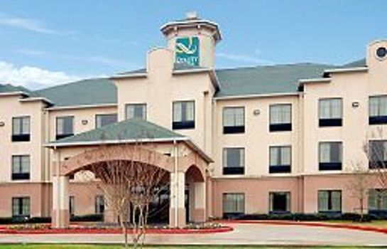 Vista exterior Quality Suites Intercontinental Airport West