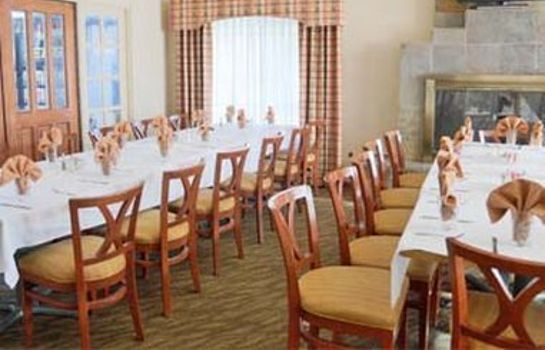 Restaurant BEST WESTERN PALM COURT INN