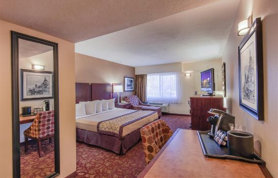 Chambre Hotel Moab Downtown