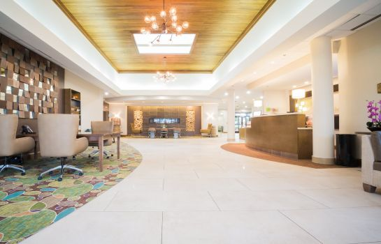 Lobby Holiday Inn GREENVILLE