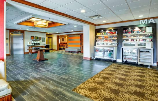 Hotelhalle Hampton Inn Boston-Norwood