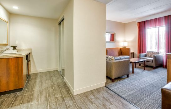 Suite Hampton Inn Boston-Norwood