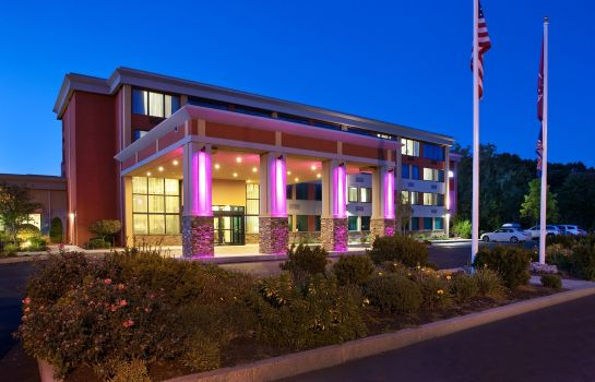 Vista exterior Crowne Plaza BOSTON - WOBURN
