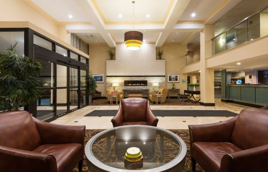 Lobby Crowne Plaza BOSTON - WOBURN