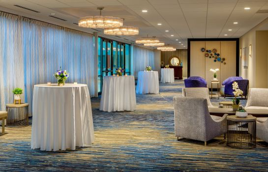 Sala de reuniones Crowne Plaza BOSTON - WOBURN