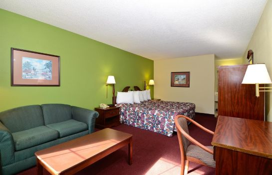 Room AMERICAS BEST VALUE INN-V1981
