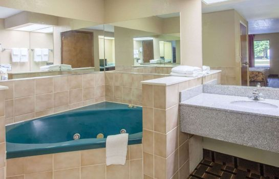 Suite SureStay Hotel by Best Western Lenoir City