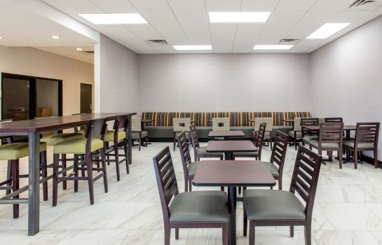 Ristorante Clarion Inn & Suites Oxford