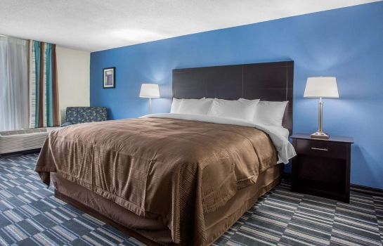 Suite Clarion Inn & Suites Oxford