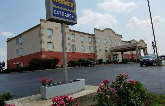 Exterior view BEST WESTERN TROY HOTEL