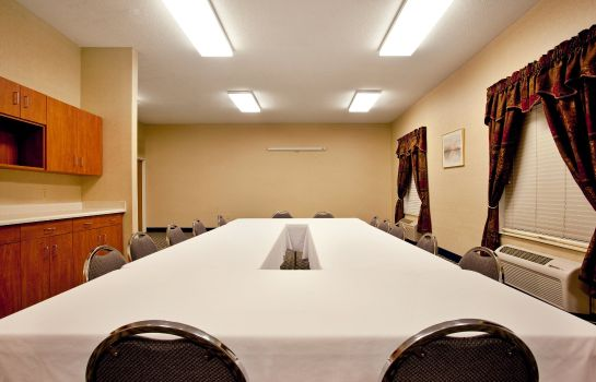 Conference room BEST WESTERN TROY HOTEL