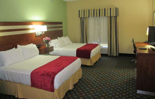 Room BEST WESTERN TROY HOTEL