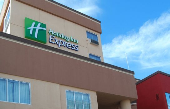 Außenansicht Holiday Inn Express & Suites LOS ANGELES DOWNTOWN WEST