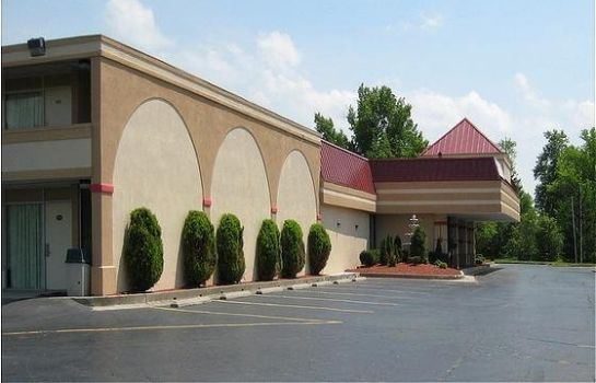Exterior view RED CARPET INN AND SUITES MUNCIE