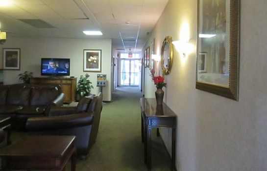Hotelhalle RED CARPET INN AND SUITES MUNCIE