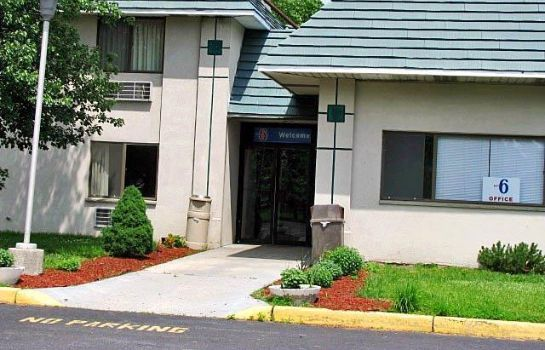 Vista esterna MOTEL 6 GIBBSTOWN NJ