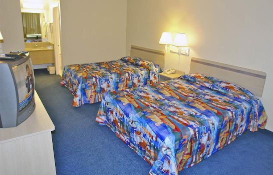 Kamers MOTEL 6 GIBBSTOWN NJ