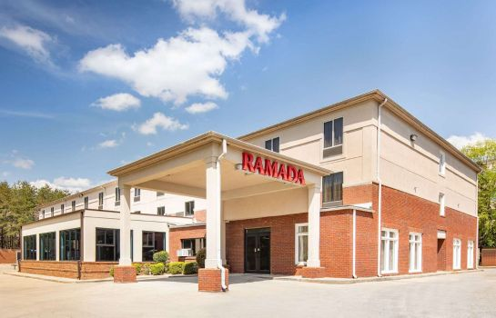 Außenansicht Ramada by Wyndham Alpharetta/Atlanta North