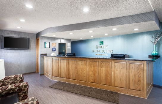Hotelhal Quality Inn & Suites Lincoln