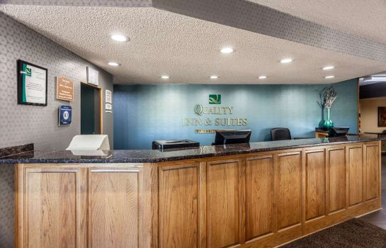 Hotelhal Quality Inn and Suites Lincoln