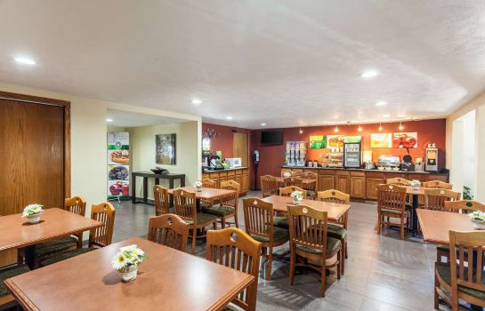 Restaurant Quality Inn and Suites Lincoln