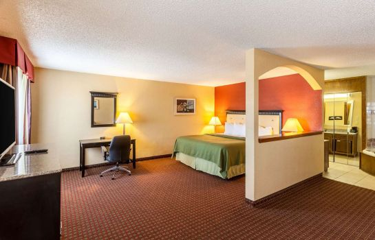 Suite Quality Inn & Suites Lincoln
