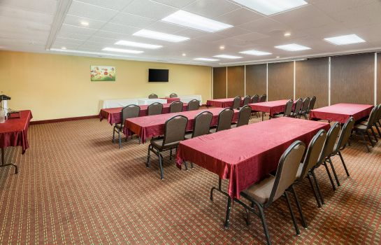 Sala de reuniones Quality Inn & Suites Lincoln