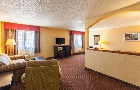 Kamers Quality Inn and Suites Lincoln