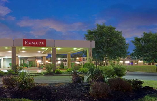 Exterior view RAMADA LOUISVILLE DOWNTOWN N
