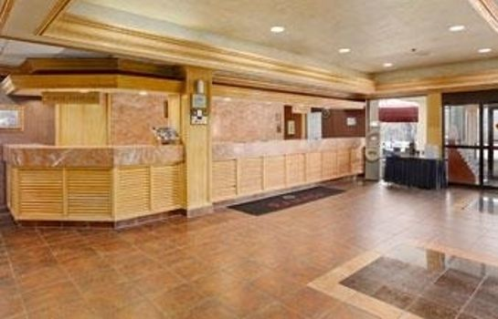 Lobby RAMADA LOUISVILLE DOWNTOWN N