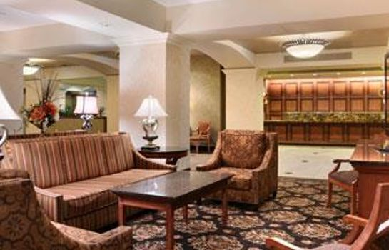 Hotelhalle RAMADA PLAZA COLUMBUS NORTH HO