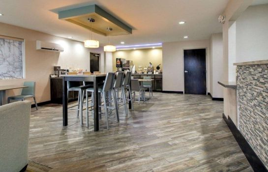 Hotelhalle Rodeway Inn and Suites Richland