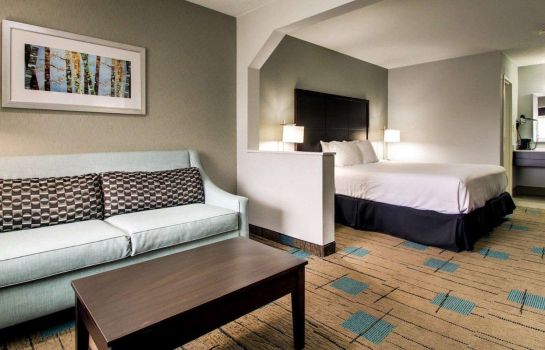 Doppelzimmer Komfort Rodeway Inn and Suites Richland
