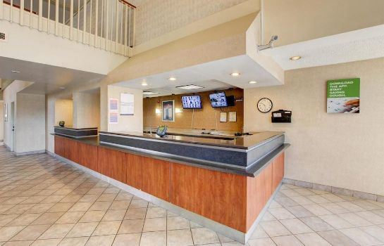 Reception Motel 6 Santa Ana, CA - Irvine - Orange County Airport