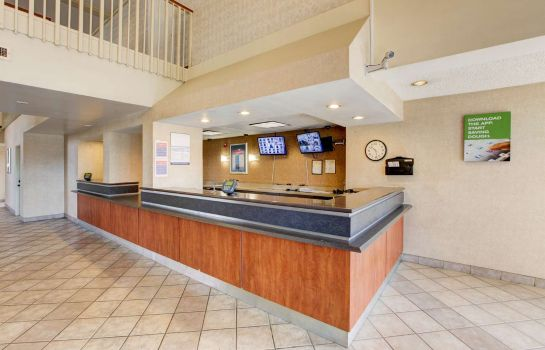 Hotelhalle Motel 6 Irvine - Orange County Airport