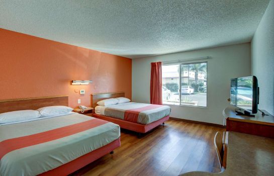 Room Motel 6 Santa Ana, CA - Irvine - Orange County Airport
