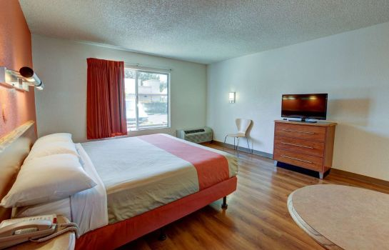 Kamers Motel 6 Irvine - Orange County Airport