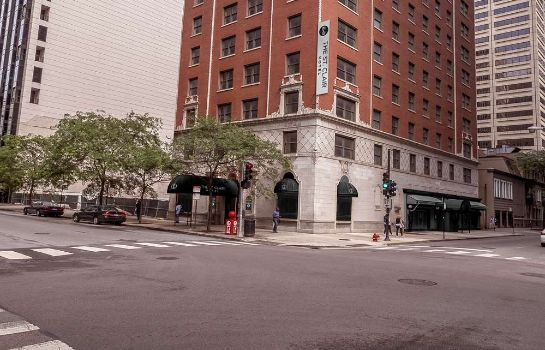 Buitenaanzicht The St. Clair Hotel - Magnificent Mile