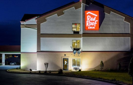 Vue extérieure Red Roof Inn South Bend - Mishawaka