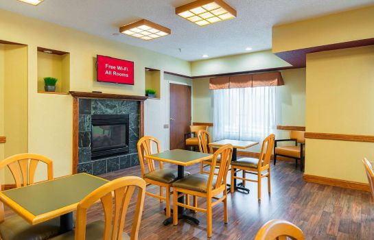 Restaurant Red Roof Inn South Bend - Mishawaka Red Roof Inn South Bend - Mishawaka