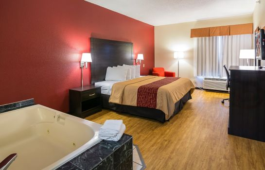Chambre Red Roof Inn South Bend - Mishawaka