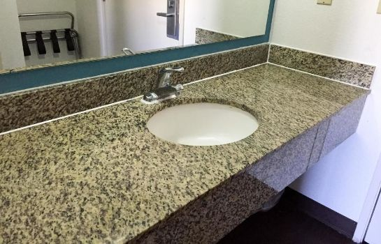 Bagno in camera Motel 6 Norcross GA