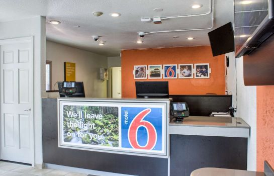 Hall MOTEL 6 SEATTLE SOUTH