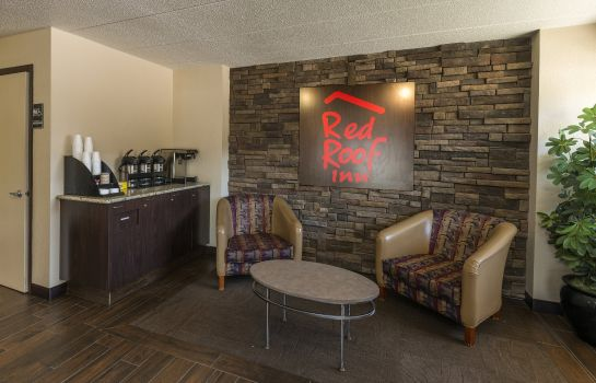 Hotelhalle Red Roof Inn Chicago-O'Hare Airport/Arlington Hts