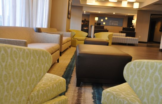 Hotelhalle Holiday Inn Express BRENTWOOD SOUTH - COOL SPRINGS
