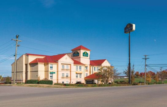 Vista exterior La Quinta Inn & Suites Lexington South / Hamburg