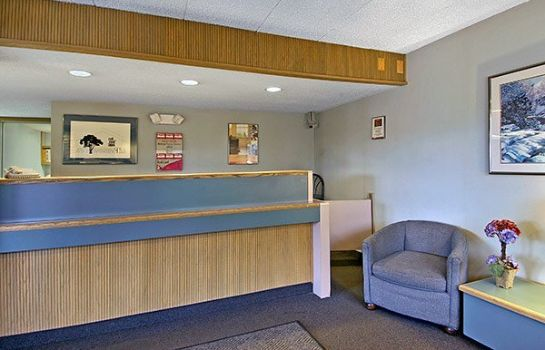 Hall de l'hôtel MOTEL 6 BRIDGETON