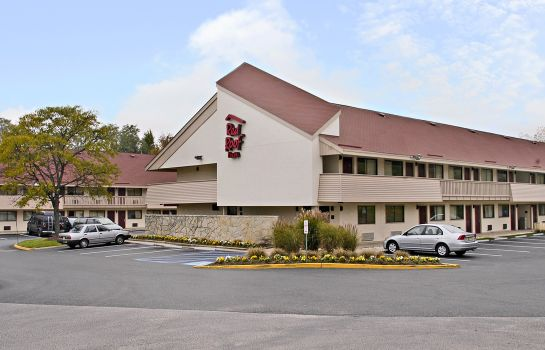 Vista esterna Red Roof Inn Mt Laurel